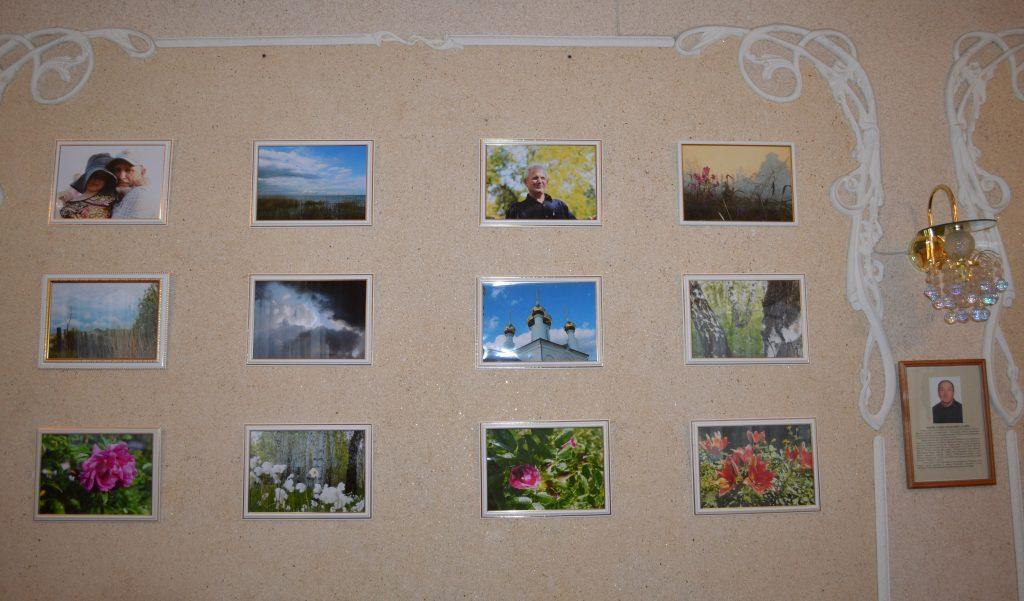Фотовыставка «В гармонии с окружающим миром»  (автор Б. Лукин) @ ДК им.В.В. Куйбышева Гостиная